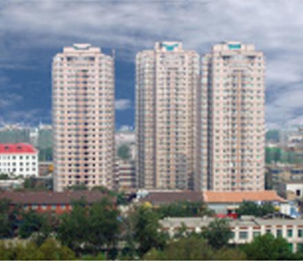 山师高层住宅楼防水工程